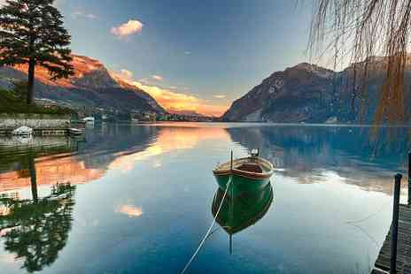 Major Travel - Three night Lake Como break including flights and breakfast - Save 25%