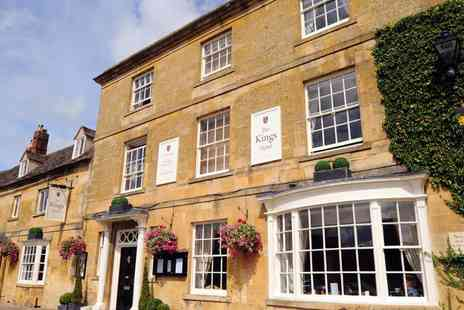 The Kings Hotel  - Enjoy One night stay in Chipping Campden with  breakfast and dinner - Save 43%