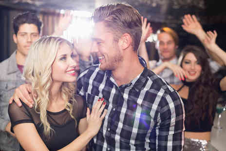 Date in a Dash - Singles bar crawl around Leicester Square including 4 shots and VIP club entry - Save 53%