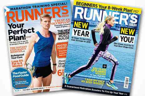 Runners World -  12 Month Subscription of Runner's World Magazine - Save 57%