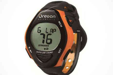 Internetshopuk  - Oregon Water Resistant Swimming Watch - Save 84%