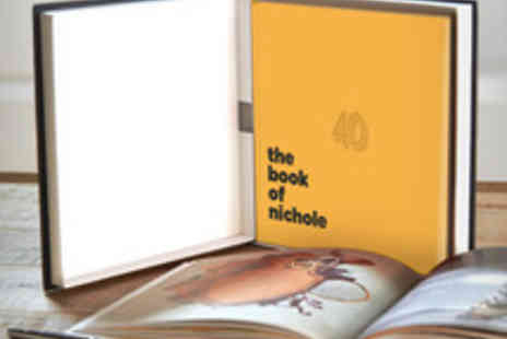 The Book of Everyone - Deluxe Edition of  The Book of Everyone Personalised Book - Save 41%