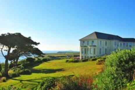 Polurrian Bay Hotel - Adventurous and Scenic Dining Break on the Cornish Coast - Save 50%