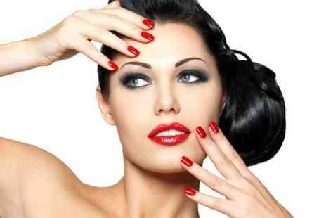 Treatments at Bank - Gel Manicure  - Save 50%