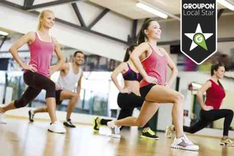 Westway Sports & Fitness - Membership to Exercise Classes For Two - Save 0%