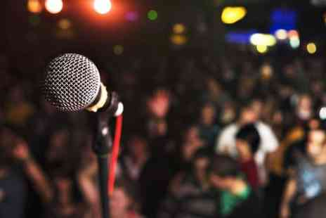 Jongleurs Comedy Clubs - Jongleurs Comedy Show For Two  - Save 67%