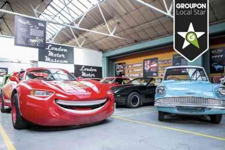 London Motor Museum - Entry For One at London Motor Museum   - Save 30%