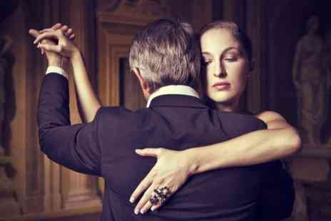 The London Academy Of Dance - Four Lessons Ballroom Dancing - Save 84%