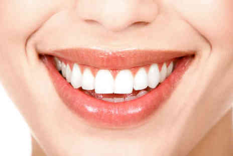 Northwest Smile - one hour of laser teeth whitening - Save 80%