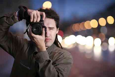 Paul Hames Photography -  Photography Beginners or Night Time DSLR Workshop - Save 0%