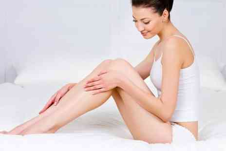SPA Clinique - Eight Sessions of Laser Hair Removal  - Save 87%