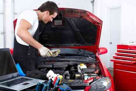 Fast Lane Cars - MOT Test and Service - Save 78%
