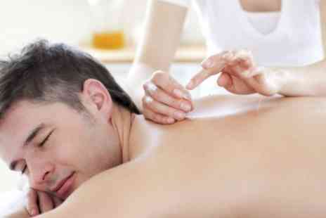 China Health - Choice of Massage and Acupuncture  - Save 71%