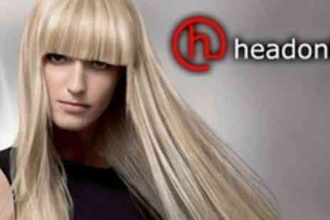 Headonist - Restyle With Conditioning Treatment Plus Finish - Save 68%