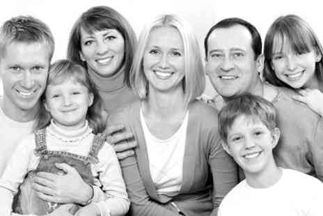 Northwood Hills Studio - Group Photoshoot With Print  - Save 0%
