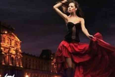 Salvador & Amanda - Evening of Flamenco and Spanish Cuisine For Two With Eight Tapas Dishes with  Glass of Cava  - Save 57%