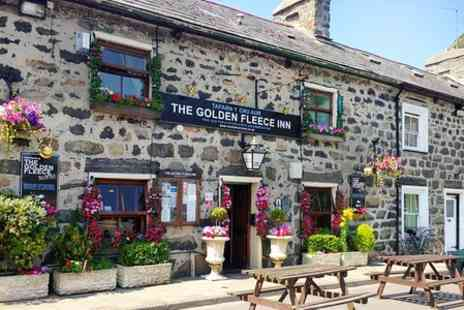 Golden Fleece Inn - Two Nights stay For Two With Breakfast  - Save 51%