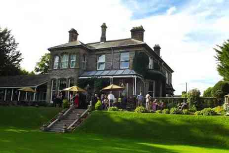 Broughton Craggs Hotel - One Night Stay For Two With Breakfast and Cream Tea  - Save 51%