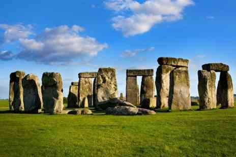 Premium Tours -  Tour to Stonehenge, Windsor Castle and Bath With Lunch - Save 10%