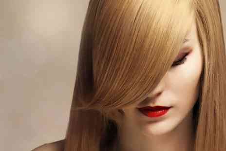 Lucas Hair Salon - Cut, Condition and Blow Dry  - Save 60%