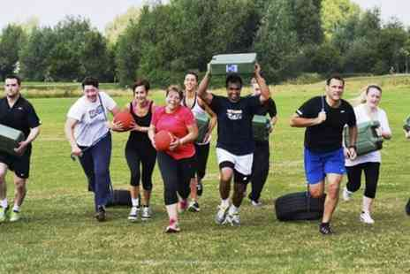 Regiment Fitness - Five Boot Camp Sessions  - Save 81%