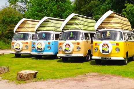 New Forest VW Camper Hire - Three Nights stay For Up to Four  - Save 50%