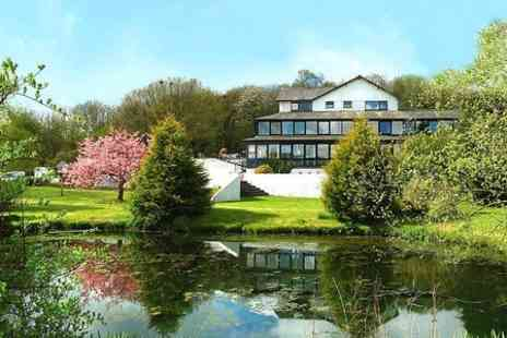 The Damson Dene Hotel - Two Nights Stay For Two With One Dinner Plus Cruise - Save 60%