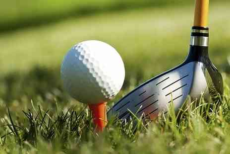 Thames Ditton and Esher Golf Club - 18 Holes of Golf - Save 56%