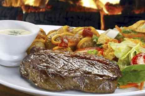 El Toro - Steak Meal For Two  - Save 64%