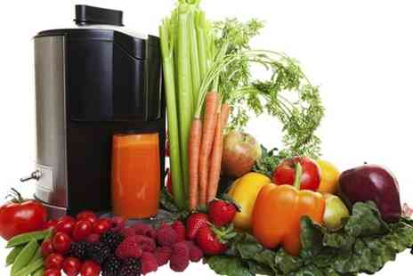 iLearn Juicing - Online Course in Juicing and Detoxification - Save 92%