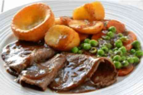 The Castle Inn - Two Course Sunday Lunch For Two - Save 0%