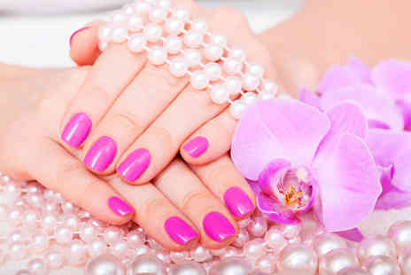 Beauty By Danielle HJ - Shellac nails  - Save 55%