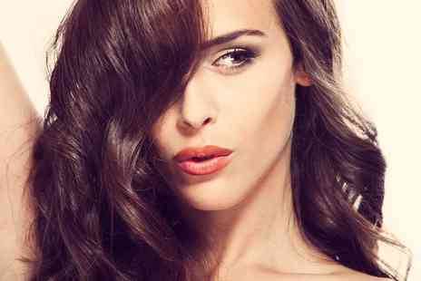 Hair From The Heart - Cut, half head of highlights and blow dry including glass of bubbly  - Save 64%