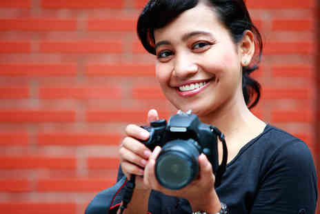 Skillsology - Introductory Beginner and Advanced Online Digital Photography Courses - Save 81%