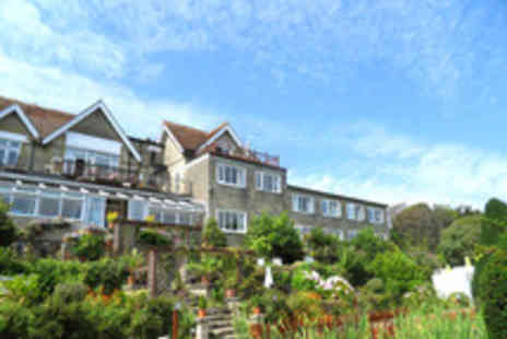 Luccombe Hall Country House Hotel - Two Night Isle of Wight Stay for Two with Three Course Dinner  - Save 58%