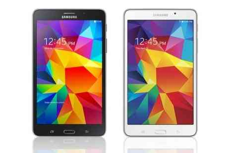 Photo Direct - Samsung Galaxy Tab 4 7 inch 8GB Quad Core Android 4.4 in Choice of Colour for £139 With Free Delivery - Save 0%