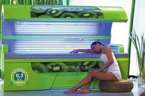 KiwiSun - 9 Minutes of  KiwiSun Sunbed Time - Save 44%