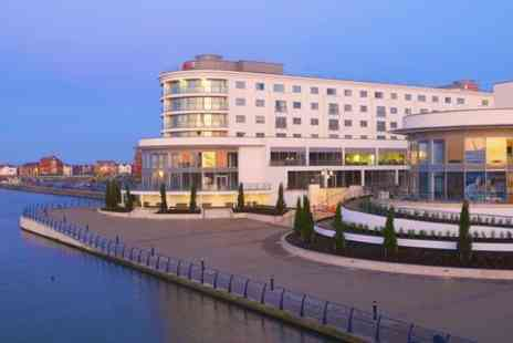 Ramada Plaza Southport -  Southport Stay For Two With Three Course Meal  - Save 52%
