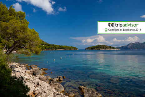 Major Travel - Five night Mallorca break including flights - Save 47%