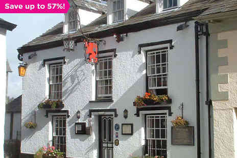 The Red Lion Inn Hawkshead - The Timeless Sights of the Lake District - Save 57%