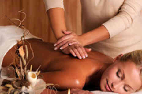 Beauty Lounge - Seaweed body wrap, Hawaiian back massage and mini facial - Save 78%