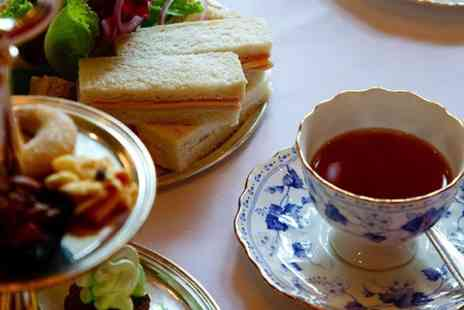 Tophams Hotel - Afternoon Tea With Prosecco For Two - Save 59%