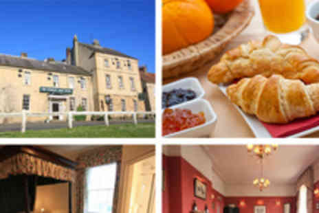 The Worsley Arms - 2 night stay for 2 including breakfast - Save 57%
