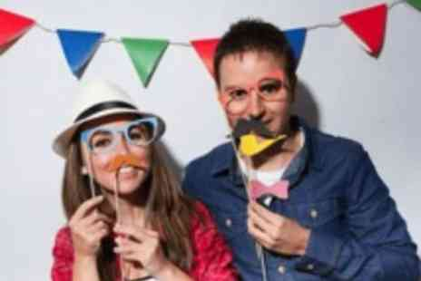 Gavin Taylor Photography - Photo booth hire for any occasion including props &  CD - Save 34%