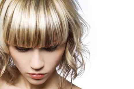 Leticia Haute Coiffure - Cut, Condition and Highlights or Colour  - Save 66%