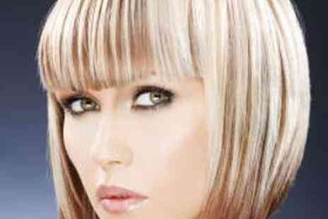 Jon McMahon Hairdressing - Haircut, Blow Dry, and Half-Head of Foils - Save 62%