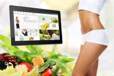 justSlim - justSlim Online Tailored Diet and Nutrition Plan - Save 67%