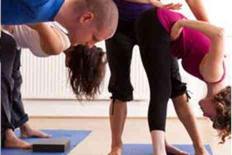 The Yoga Rooms - Eight Half Hour Yoga Sessions - Save 63%