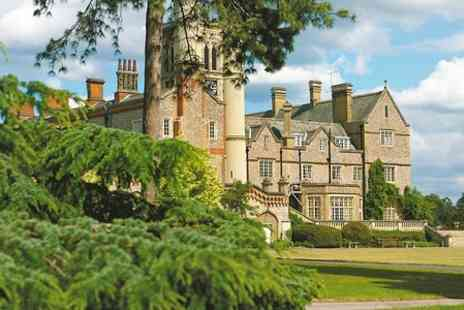 De Vere Hotels - One Night stay For Two With Breakfast and Drink  - Save 0%