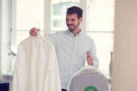 ZipJet - £15 Towards Laundry and Dry Cleaning Collected From Home or Office  - Save 67%